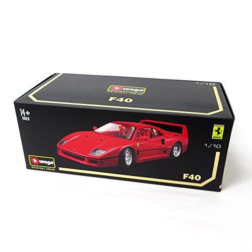 ミニカー ブラーゴ フェラーリ 1:18 オリジナルシリーズ F40 レッド 200-363