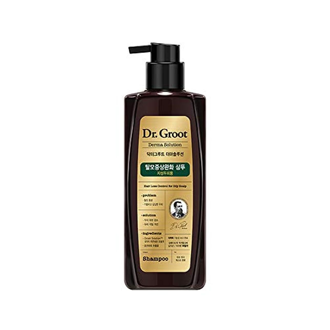 被害者ペフ日食【Dr.Groot】ドクターグルート Dr.グルート 脱毛防止シャンプー 脂性頭皮用(Anti Hair Loss Shampoo -For oily scalp-)