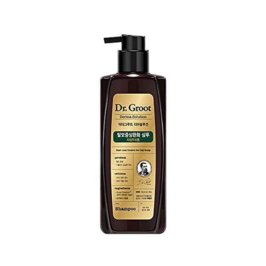 失礼な骨の折れる小康【Dr.Groot】ドクターグルート Dr.グルート 脱毛防止シャンプー 脂性頭皮用(Anti Hair Loss Shampoo -For oily scalp-)