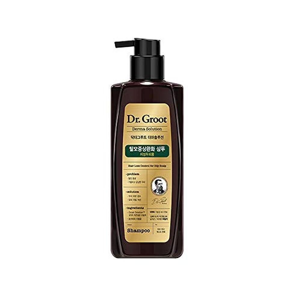 高原植物学基準【Dr.Groot】ドクターグルート Dr.グルート 脱毛防止シャンプー 脂性頭皮用(Anti Hair Loss Shampoo -For oily scalp-)