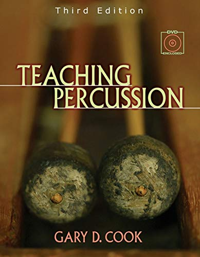 Download Teaching Percussion 0534509908