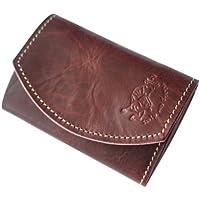 【極小財布・小さい財布】小さいふ ポキート クアトロガッツ ボルドーワイン 小さいふアートシリーズ
