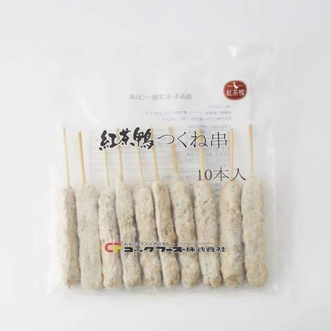 MC 合鴨ツクネ串冷凍 35gx10 【冷凍・冷蔵】 10個