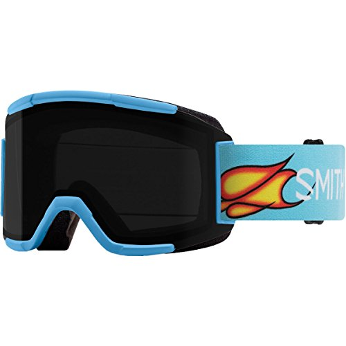 SMITH OPTICS(スミス) スカッド スキーゴーグル スノーゴーグル 大人用 スペアレンズ付き SQUAD SCOTT_STEVENS_AC F