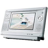 TWINBIRD 防水DVDプレーヤー ホワイト VD-J712W
