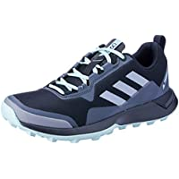 adidas Australia Women's Terrex CMTK Trail Running Shoes, Core Black/Chalk White/Ash Green