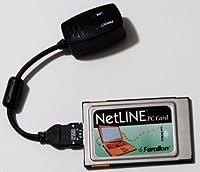 Farallon NetlineイーサネットアダプタPCカードpn579