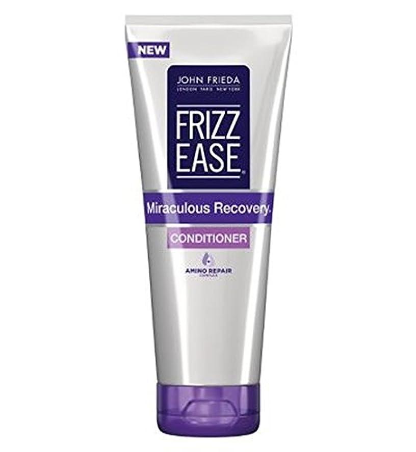 ポジション証言霧ジョン?フリーダ縮れ容易奇跡的な回復コンディショナー250Ml (John Frieda) (x2) - John Frieda Frizz Ease Miraculous Recovery Conditioner 250ml...