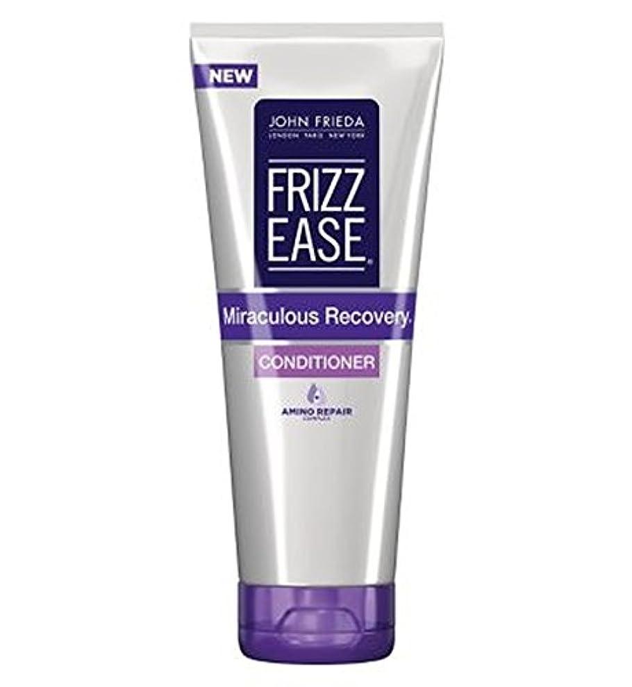 バッグ普通にピッチャージョン?フリーダ縮れ容易奇跡的な回復コンディショナー250Ml (John Frieda) (x2) - John Frieda Frizz Ease Miraculous Recovery Conditioner 250ml...