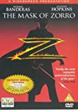The Mask of Zorro [DVD]