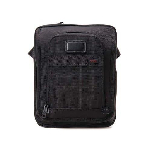(トゥミ)TUMI 22115 DH iPad(アイパッド メッセンジャーバッグ) ブラック [並行輸入品]