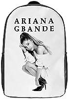 Ariana Grande リュックバック リュックナップザック バッグ ノートパソコン用のバッグ 大容量 バックパックチ キャンパス バックパック 大人のバックパック 旅行 ハイキングナップザック