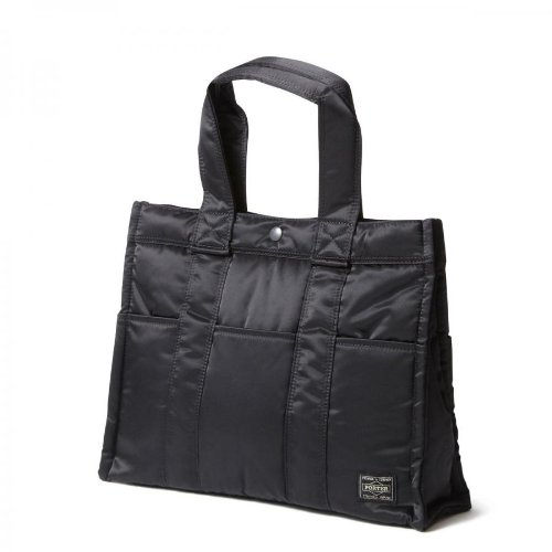 (ヘッド・ポーター) HEAD PORTER | TANKER-ORIGINAL | TOTE BAG (MS) BLACK