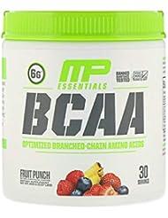 MusclePharm, BCAA、 フルーツポンチ (258 g) 並行輸入品