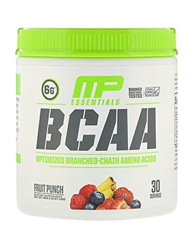 不正不毛の矩形MusclePharm, BCAA、 フルーツポンチ (258 g) 並行輸入品