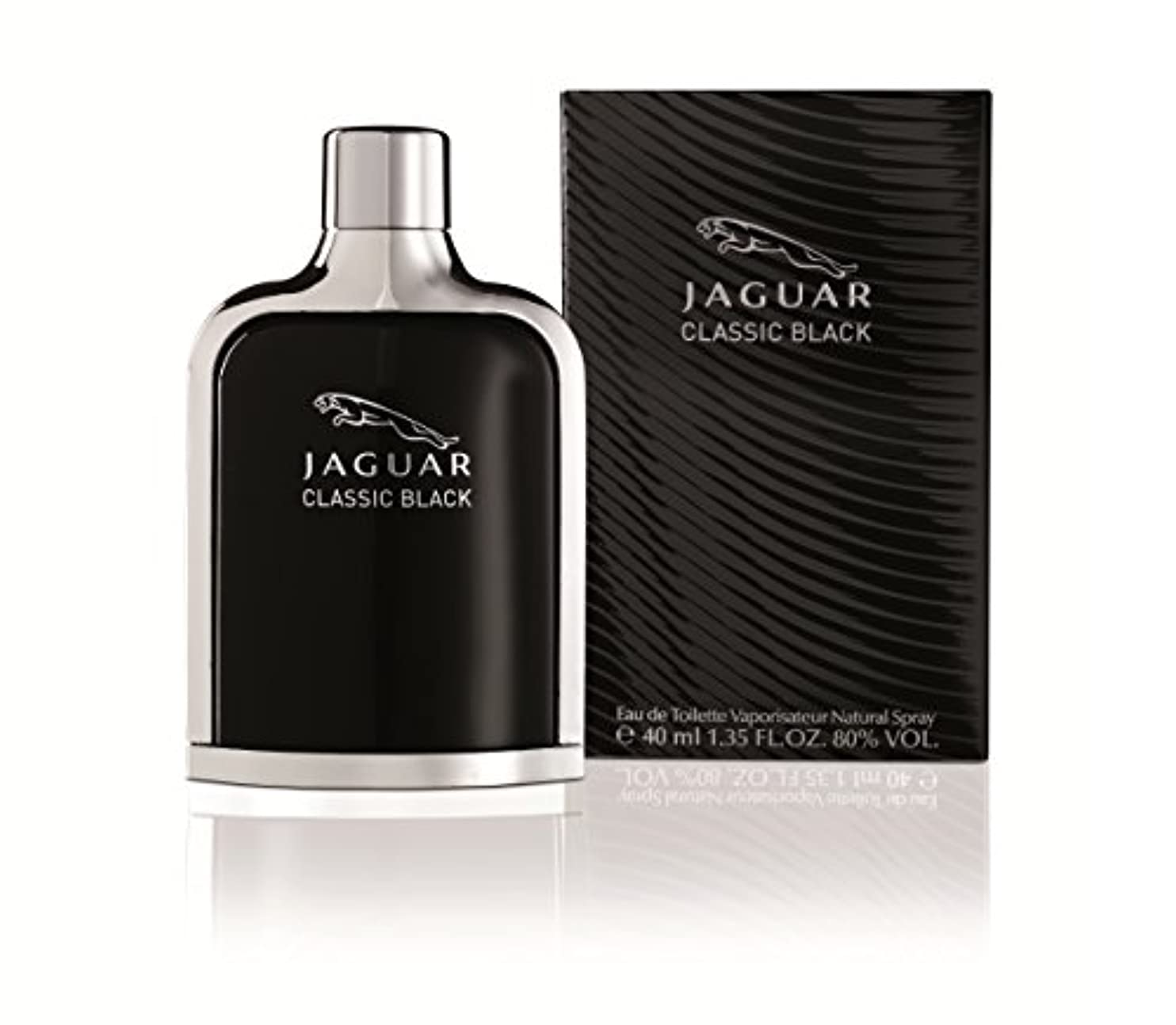 ジャーナルホラーネイティブジャガー クラシック ブラック EDT SP 40ml