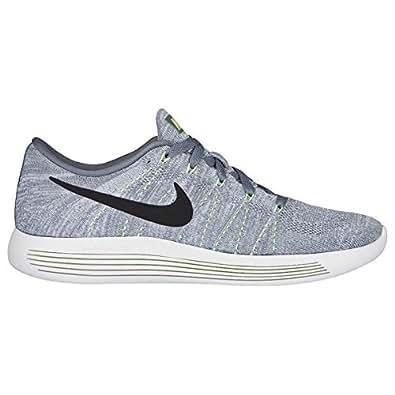 ナイキ シューズ スニーカー Nike LunarEpic Low Flyknit Cool Grey/ q4t [並行輸入品]