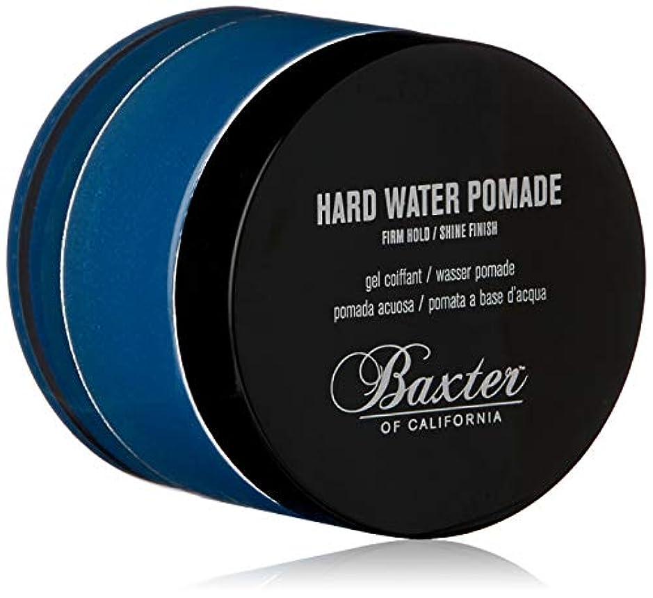 エレメンタル性交息苦しいBaxter OF CALIFORNIA(バクスター オブ カリフォルニア) ハードウォーターポマード 60g