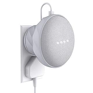 KIWI design Rubber Magnet Outlet Wall Mount Holder for Google Home Mini in Australia, Accessories Case for Home Mini AU Plug (B07F8JTCPN) | Amazon price tracker / tracking, Amazon price history charts, Amazon price watches, Amazon price drop alerts