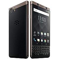 BlackBerry KEYone Bronze Edition BBB100-5 DUAL SIM GSM - 64GB 4GB RAM Unlocked Android Smartphone - 4G LTE -US WARRANTY [並行輸入品]