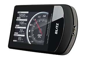 BLITZ(ブリッツ) OBD接続 Touch-B.R.A.I.N.(タッチブレイン) OBDモニター 車両情報表示 15158
