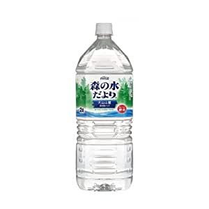 コカ・コーラ 森の水だより (2L×6本入)×2ケース