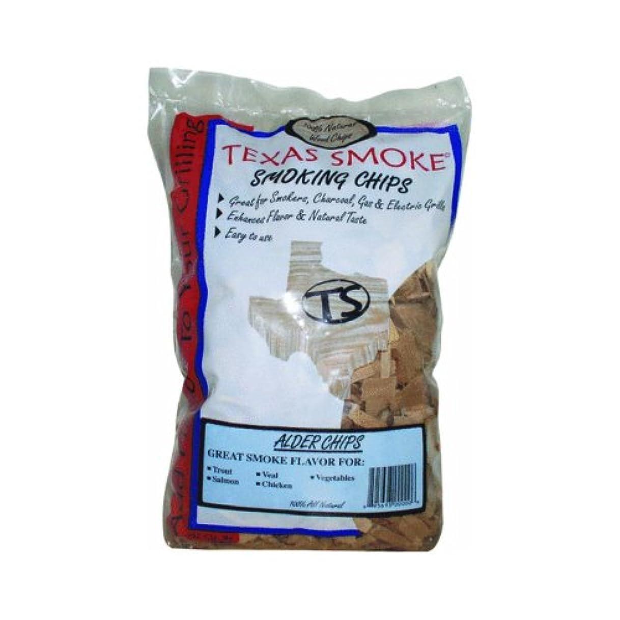 吸収オゾン分析Barbeque Wood Flavors90305Wood Chips-2.25LB ALDER WOOD CHIPS (並行輸入品)