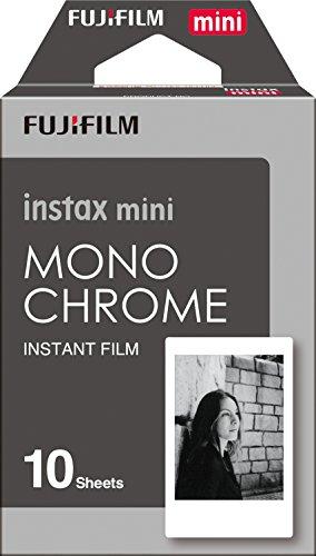 FUJIFILM インスタントカメラ チェキ用フィルム 10枚入 モノクローム INSTAX MINI MONOCHROME WW 1
