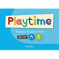 Playtime: Starter, A & B: Teacher's Resource Pack: Stories, DVD and play- start to learn real-life English the Playtime way!