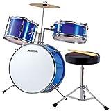 MAXTONE ジュニア ドラムセット MX-50 ブルー