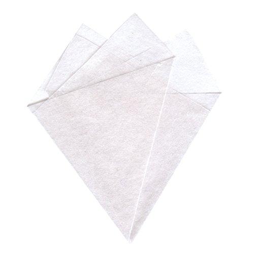 [해외]로비 포장 WAX 40 장 화이트 0040711/Foyer wrapping WAX 40 sheets white 0040711