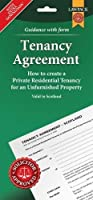 Tenancy Agreement for Unfurnished Property in Scotland