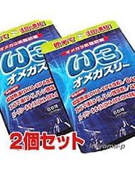 「あさイチ」で大人気 オメガスリー 66球x2個セット (4524326201928)