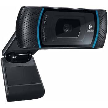 LOGICOOL HD プロ ウェブカム  500万画素 カールツァイス社製レンズ採用 C910