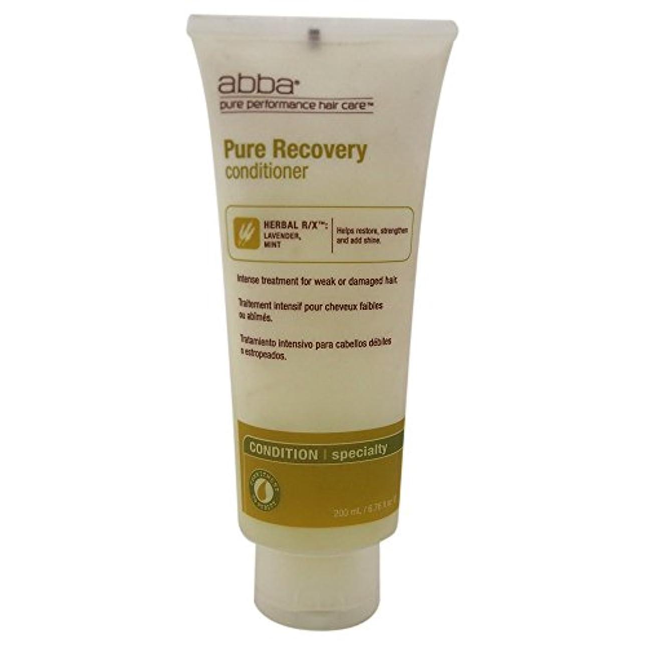 に話すわずかなペアby Pure & Natural Hair Care RECOVERY TREATMENT CONDITIONER 8 OZ by ABBA