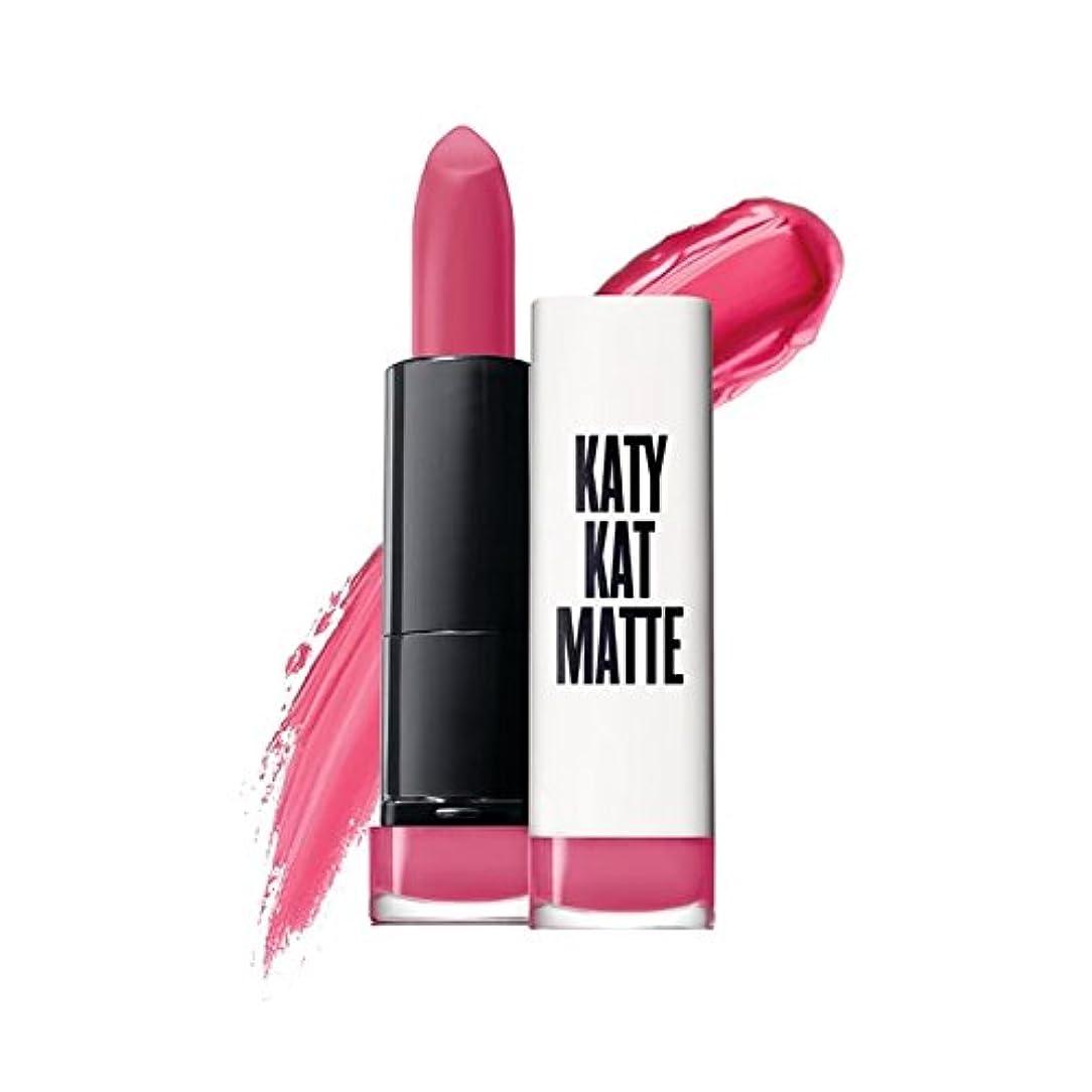 凍った廃止するどちらか(3 Pack) COVERGIRL Katy Kat Matte Lipstick - Magenta Minx KP03 (並行輸入品)
