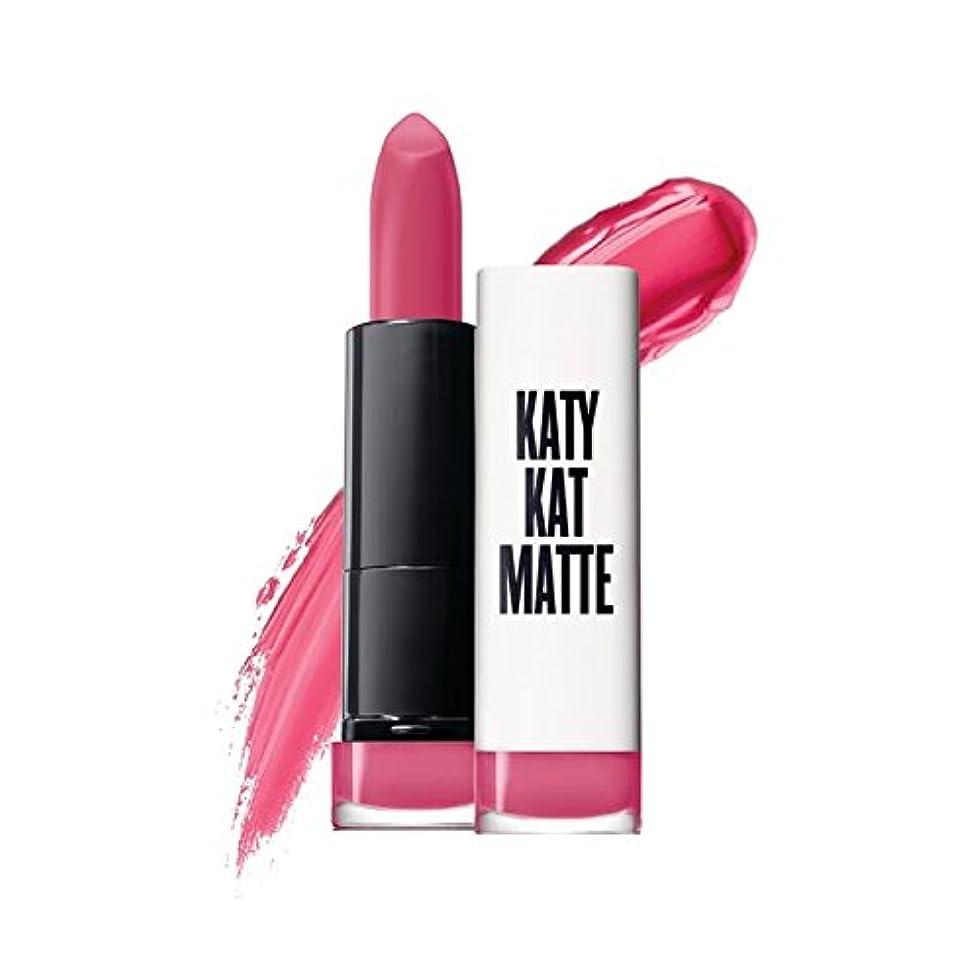 山岳成分間違いなく(3 Pack) COVERGIRL Katy Kat Matte Lipstick - Magenta Minx KP03 (並行輸入品)