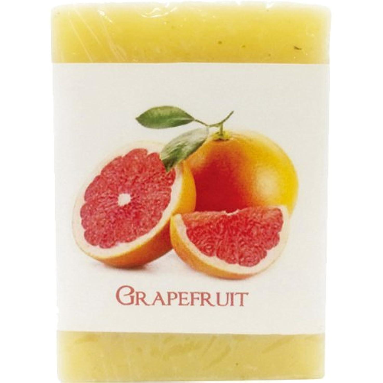 平行変な置くためにパックジョン&ダイアナソープ グレープフルーツ