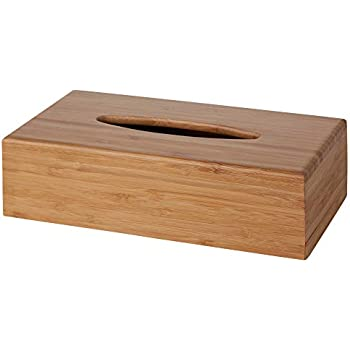 IKEA(イケア) BONDLIAN ティッシュボックス, 竹 (60308426)