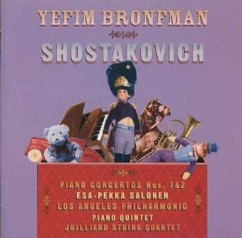 ショスタコーヴィチ : ピアノ協奏曲 第1番、第2番の詳細を見る