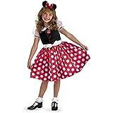 ディズニー、ハロウィン、子供服 、クラブハウス ミニーマウス ピンク/ Clubhouse Minnie Mouse (Pink) Toddler?ハロウィン?サイズ:Medium (7-8)