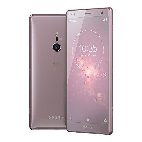 Sony Xperia XZ2 (H8296) 6GB / 64GB 5.7-inches LTE Dual SIM Factory Unlocked sim free (Ash Pink)