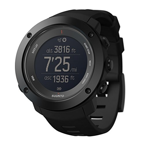 SUUNTO(スント) AMBIT3 VERTICAL BLACK 【日本正規品】 時刻表示 GPS コンパス 心拍計 Bluetooth [メーカー...