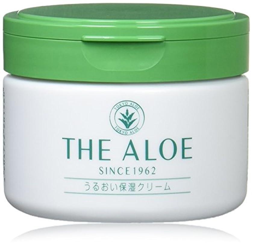飾る季節亜熱帯THE ALOE うるおい保湿クリーム 200g
