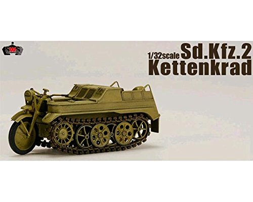1/32 Sd.Kfz.2 Kettenkrad (ケッテンクラート)