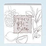 緑茶 ノニ石鹸 てづくり野にせっけん(115g)