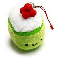 Phone Ring Toy - CHOBA Cucumber Sushi 6cm