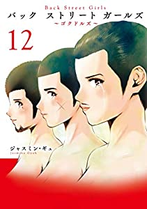 Back Street Girls 12巻 表紙画像