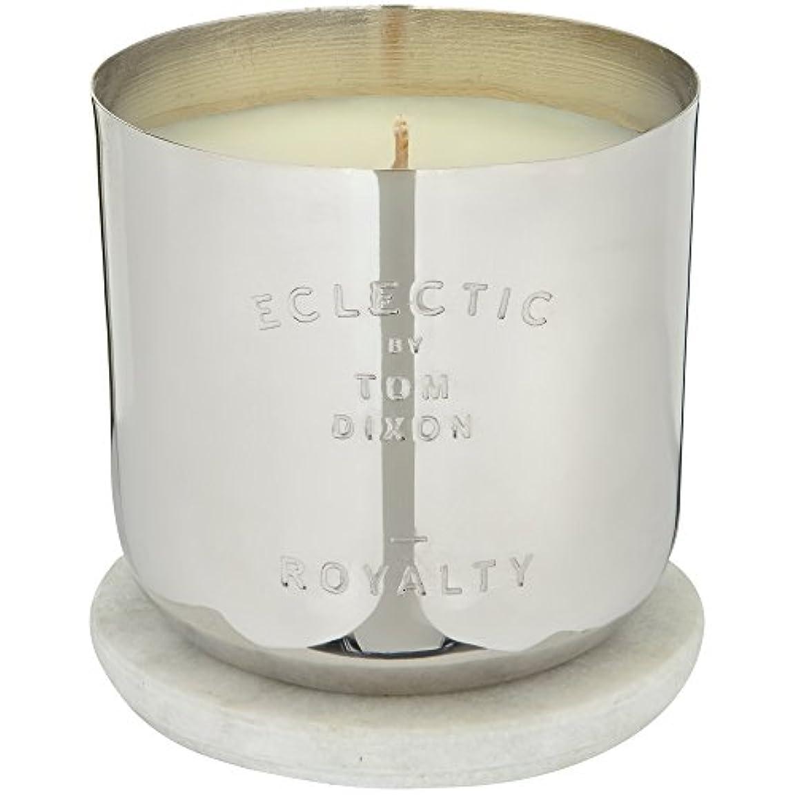 食事フットボール気晴らしトム?ディクソンロイヤリティ香りのキャンドル x6 - Tom Dixon Royalty Scented Candle (Pack of 6) [並行輸入品]