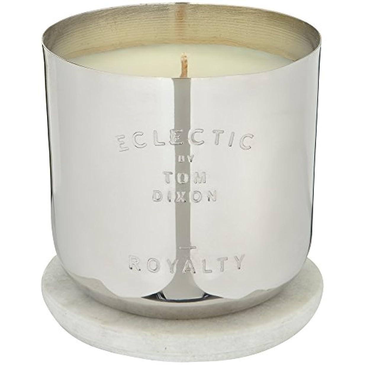 ニッケル余分な歌手Tom Dixon Royalty Scented Candle (Pack of 2) - トム?ディクソンロイヤリティ香りのキャンドル x2 [並行輸入品]